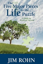Jim Rohn The Five Major Pieces to the Life Puzzle