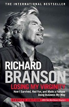 Richard Branson Losing My Virginity